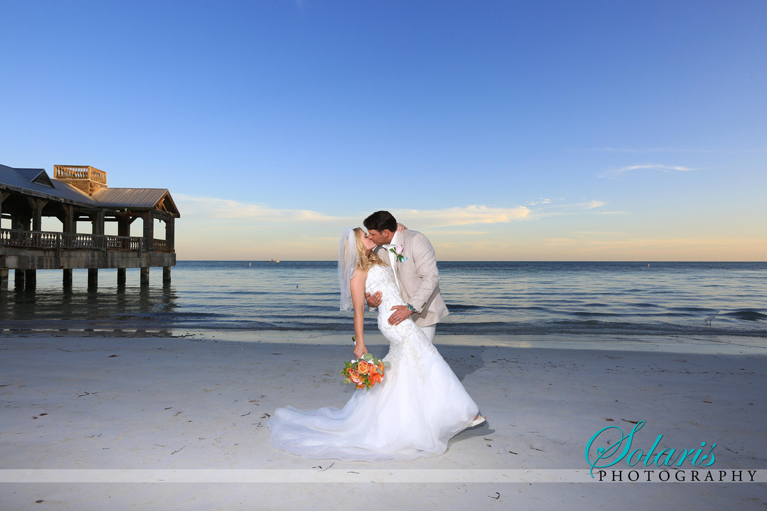 Solaris Photography Key West Wedding Service Aubrey Ryan I The Reach Resort